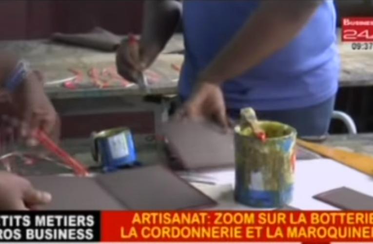 Petits Métiers-Gros Business/ Artisanat : Zoom sur la botterie, la cordonnerie et la maroquinerie