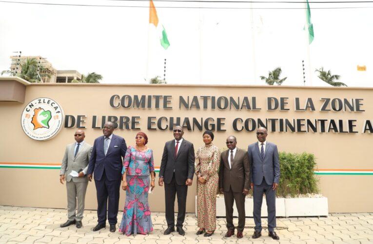 Zone de libre-échange continentale africaine : le comité national s'installe officiellement