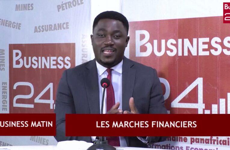 BUSINESS MATIN BOURSE: Les marchés financiers du N°1 DU 11 07 2021