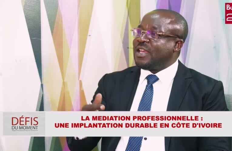 LA MEDIATION PROFESSIONNELLE: Une implantation durable en Côte d'Ivoire.