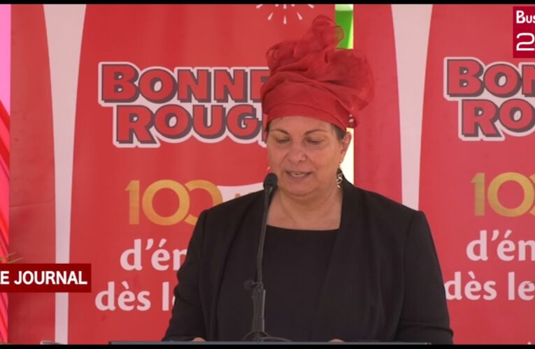 Cérémonie d'inauguration du bureau régional de Friesland Campina et des 100ans de Bonnet Rouge